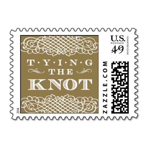 The 291 best the knot postage stamps images on pinterest wedding vintage ornate join us for our wedding gold postage wanna make each letter a special delivery try to customize this great stamp template and put a maxwellsz