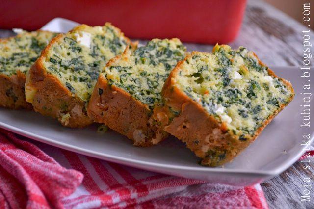 Pita od spanaca i fete – Moja slatka kuhinja