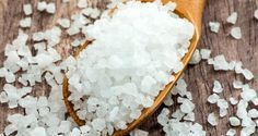 Sal de Epsom - sulfato de magnésio