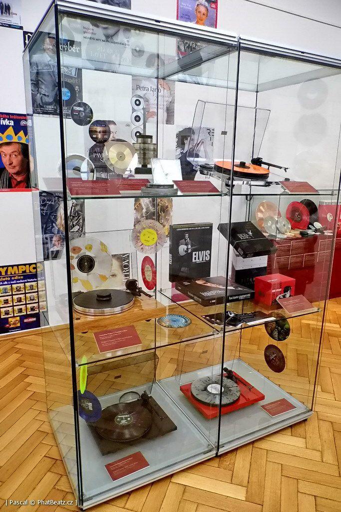 Hudba ve spirále // 22. 5. - 30. 10. 2014 // Národní technické muzeum, Kostelní 1320/42, Praha 7 - Holešovice