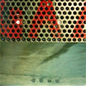 Fugazi's Red Medicine. Always liked this album cover. I have it on vinyl. :)