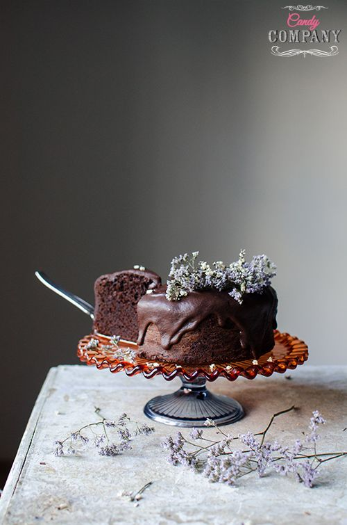 Best chocolate mud cake recipe. Food photography by Candy Company