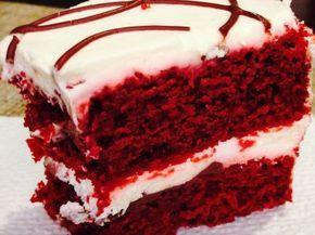 Receta de Red Velvet Cake