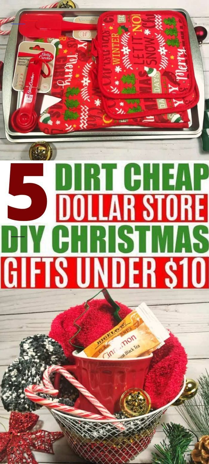 5 Crazy Cheap Christmas Gift Baskets From the Dollar Store