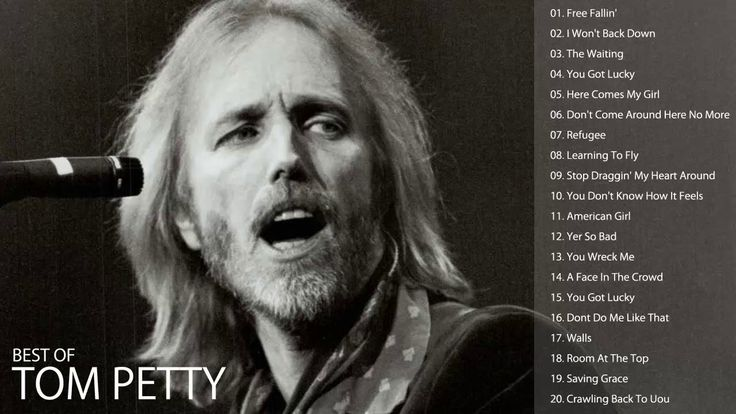 Tom Petty Greatest Hits Collection Full Album -  Best Of Tom Petty 2018