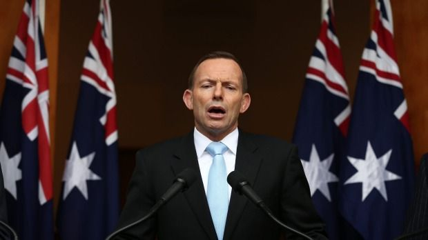 'Caught red-handed': How Tony Abbott's national security push is being used for political gain