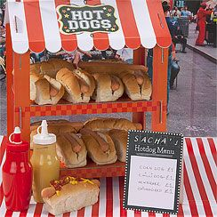 Hot Dog or Popcorn Stand | Asda Party