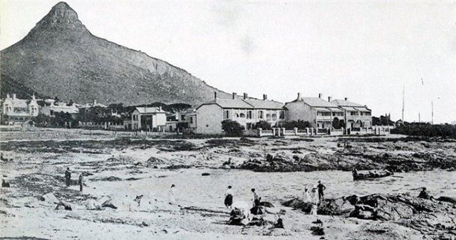 2016 Photographs Showing the Evolution of the Mother City | Old and New Pictures of Cape Town, Vintage and Historical Images of South Africa