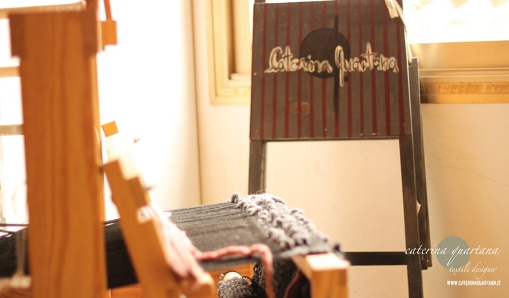 Caterina Quartana - Textile designer  www.caterinaquartana.it
