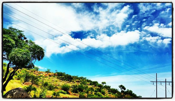 Just outside Butterworth #easterncape #roadtripping #awesomesouthafrica #beautifulsky  Photograph by Craig Adam...