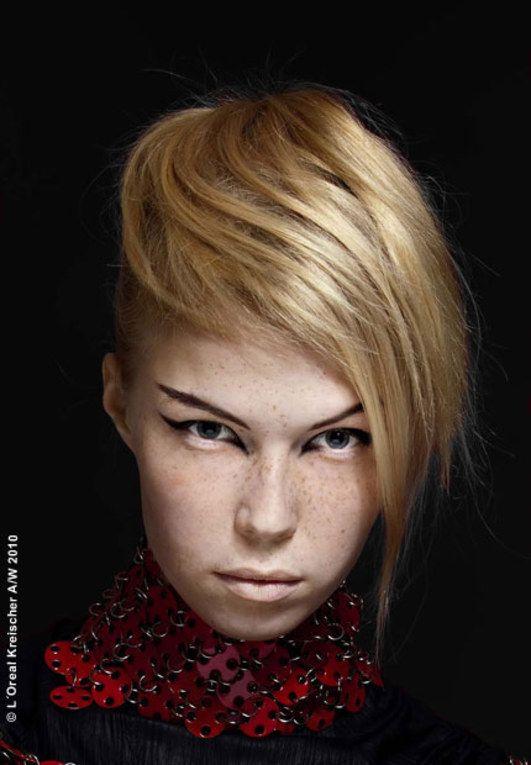 Modne fryzury - krótkie włosy