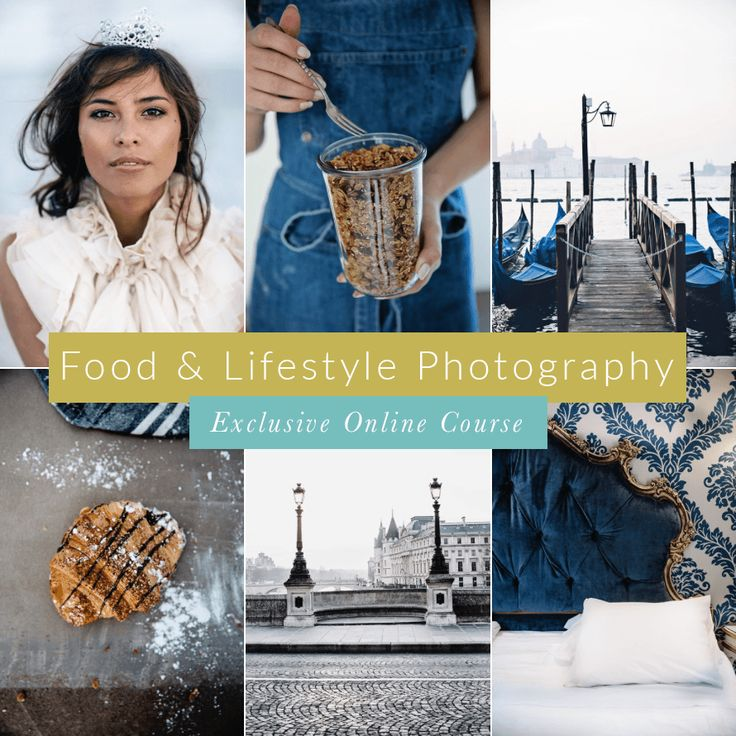 FOOD & LIFESTYLE Photography  – Exclusive 6-Module Course. More info at www.christinagreve.academy