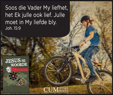 Laat Jesus jou vir die volgende 366 dae lei om tot eer van Hom te leef.