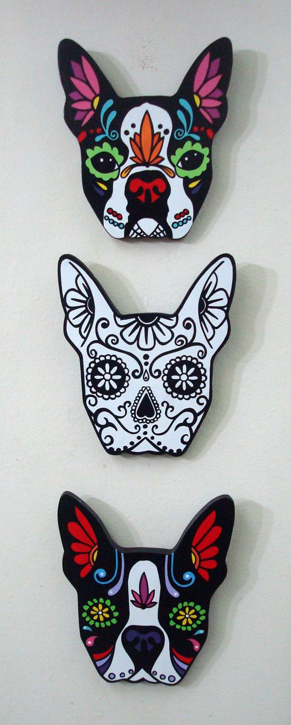 Image result for como se decoran las calaveras de papel mache