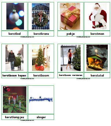 Juf Sanne Lesidee: foto woordkaarten
