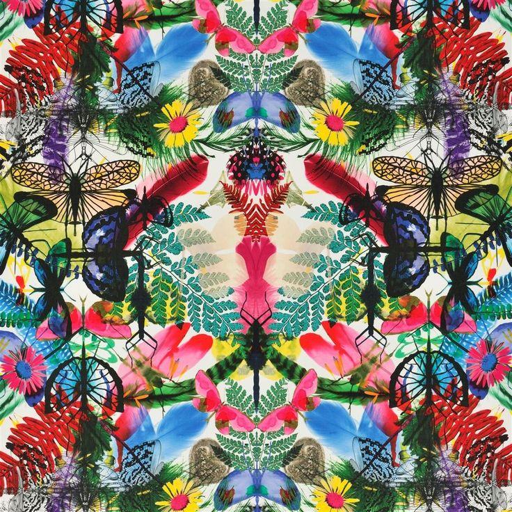 Designers Guild | caribe - perroquet