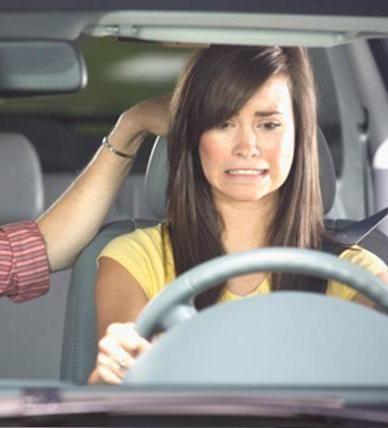 Desesperado Porque no Puedes Aprender a Manejar un Auto