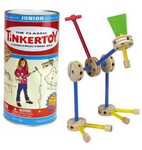 Retro Toys - Vintage Toys--these were the original building toys along with Erector Sets...Legos came much later!