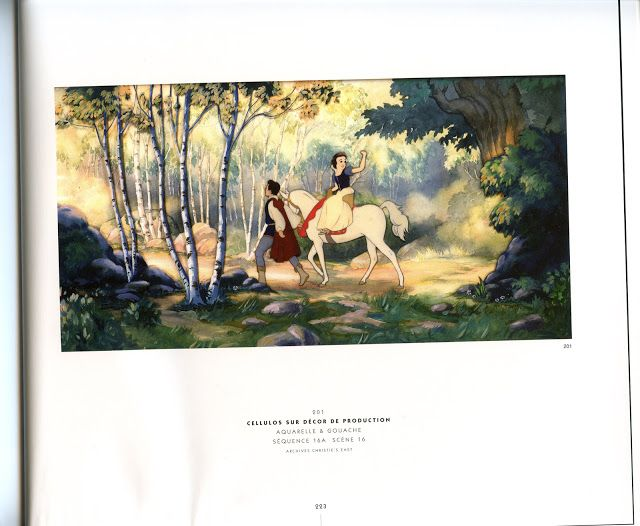 Filmic Light - Snow White Archive: Pierre Lambert's Blanche-Neige Book