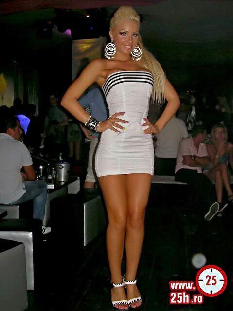 Loredana.Chivu | Bimbos | Sexy dresses, Fashion und Bikini ...