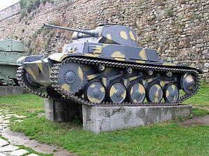 Panzer II - Germany