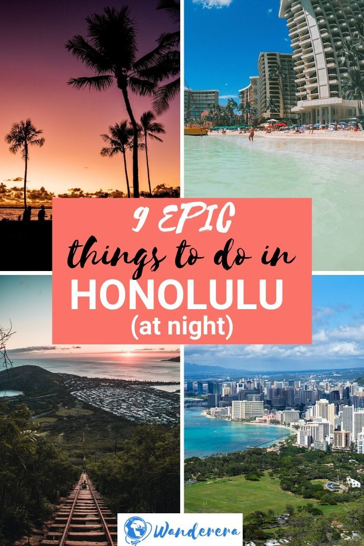 Home To The Iconic Waikiki Beach
