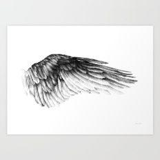 IKAROS Art Print