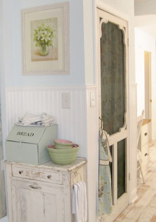Homestead Revival: Inspiration Friday: Pantry Screen Doors Like This Style