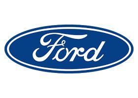 Free Logo Vector Download: Logo Ford Vector