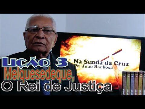 Melquisedeque, o Rei de Justiça - EBD na Net - EBDWeb