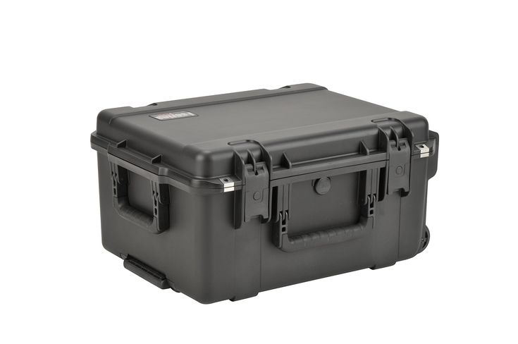 SKB 3I Series Injection Molded Equipment Case - 20 x 15 - Inch, Empty