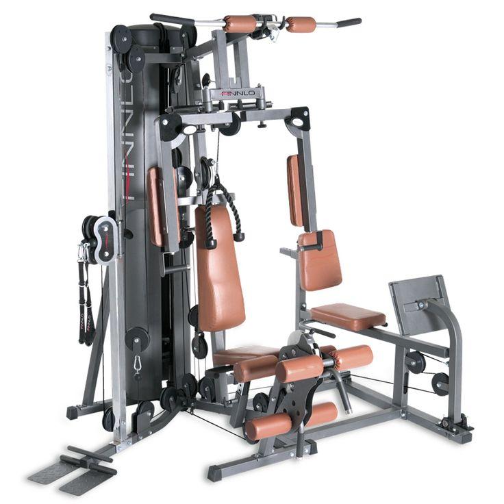 Multi-gym Autark 2500 Finnlo