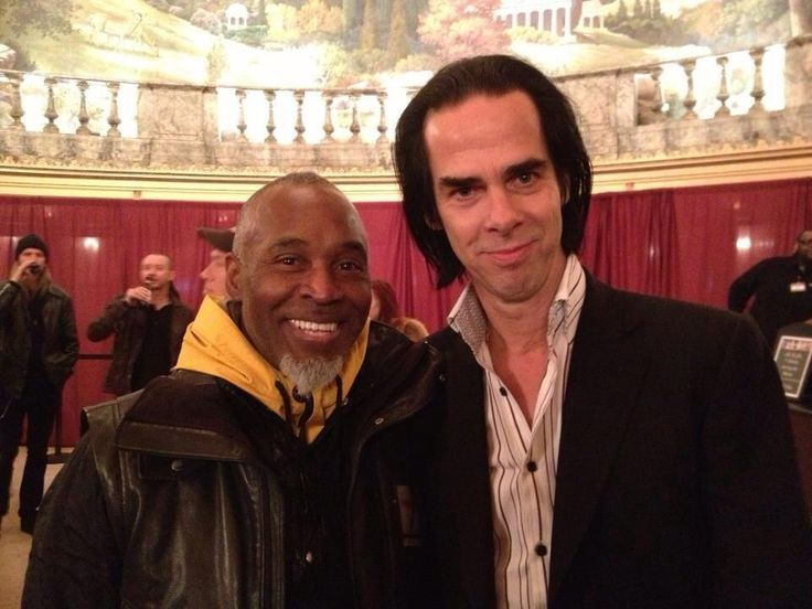 Nick Cave and Nick Cave!