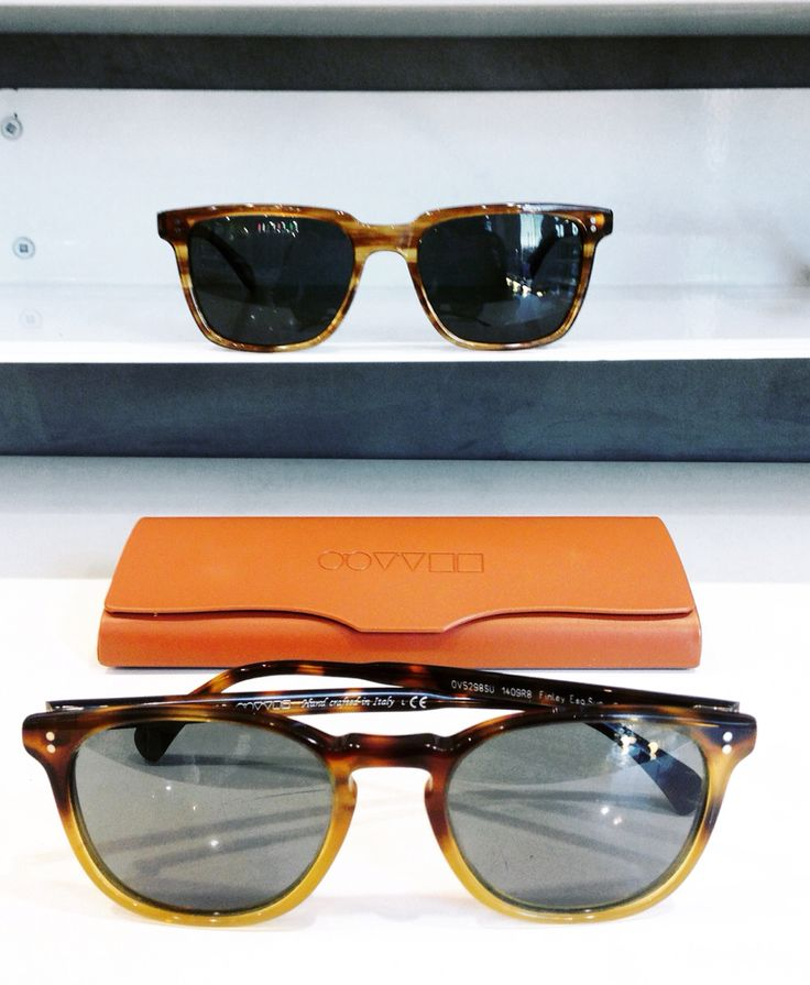 Be Seen's pick for the gentlemen.. Oliver Peoples.. at Be Seen Optics