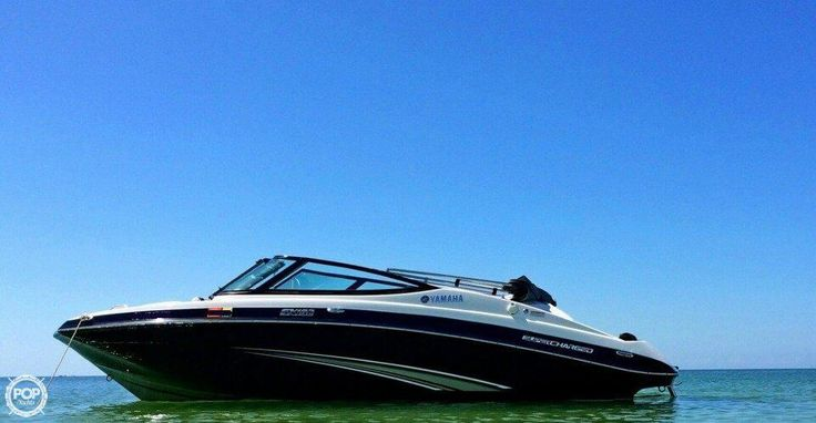 "Like New! Only 86 Hours On 1.8Ltr SHO Supercharged Engine! ""Cruise Assist"", Three-Position ""No Wake Mode""! No Ordinary 19' Jet Boat!"