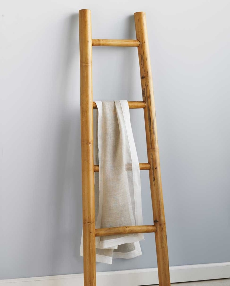 Bathroom Towel Ladder South Africa: 48 Best Bathroom- Bamboo In The Bathroom Images On