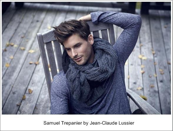 Samuel Trepanier, Canadian Model