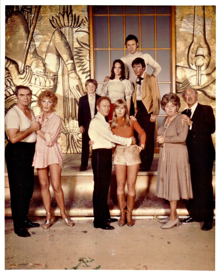 The Poseidon Adventure 1972 — with Ernest Borgnine, Stella Stevens, Eric Shea, Red Buttons, Pamela Sue Martin, Carol Lynley, Gene Hackman, Roddy McDowall, Shelly Winters and Jack Albertson.
