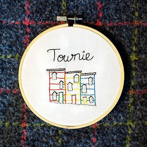 Townie: Newfoundland sayings https://www.etsy.com/ca/listing/248126886/townie-newfoundland-sayings-5-inch