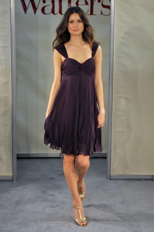 22 best Mismatched Purple Dresses images on Pinterest | Purple dress ...