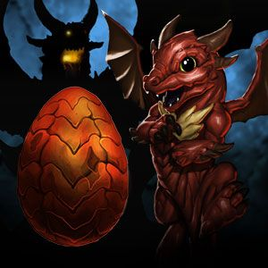 Red Dragon - AqDragons - Adventure Quest Dragons - A Cookie Clicker collaboration game ...