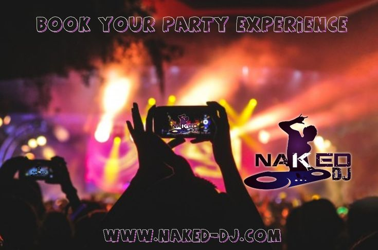 @NakedDj1 #NakedDJ #nkddj #pltjon #planetjon  Organizing a party?, want more than just a DJ? (Music, Visuals, Games & Prizes) Inbox us for availability or visit,
