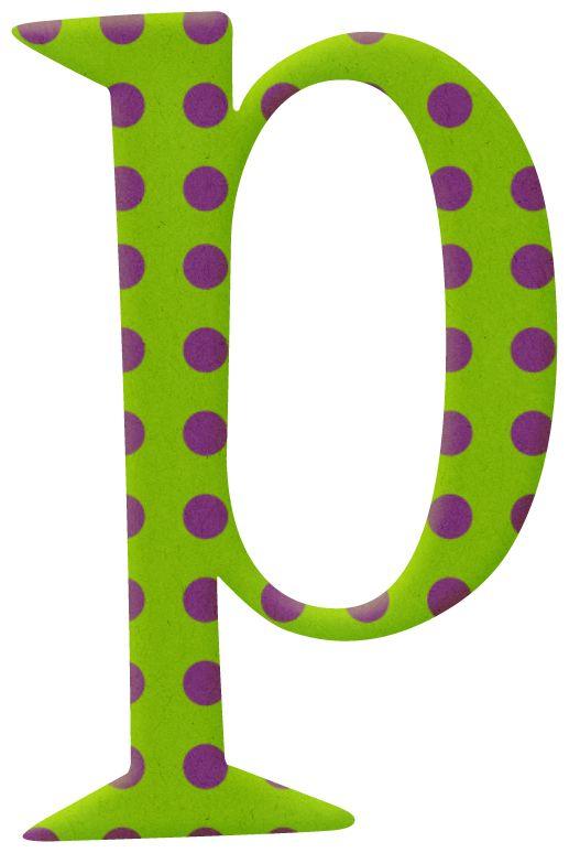 Letters P E A E