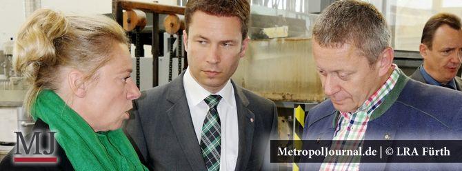 (FÜ) Vom Salz zum Bauteil für die Automobilindustrie – Besuch bei der Firma Emil Müller in Wilhermsdorf - http://metropoljournal.de/fuerth-vom-salz-zum-bauteil-fur-die-automobilindustrie-besuch-bei-der-firma-emil-mueller-in/