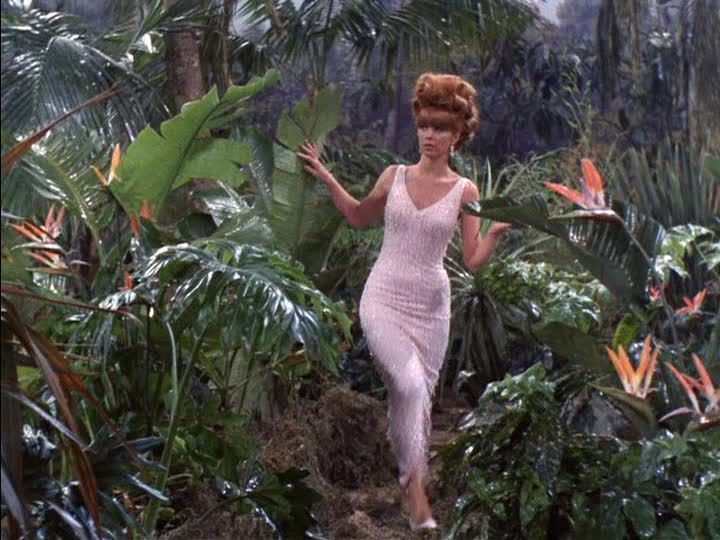 Gilligan's Island ginger almost into gilligans arms | GI ...