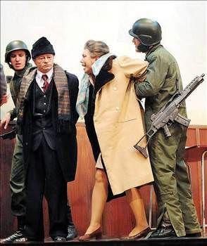 elena ceausescu execution