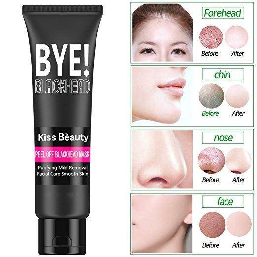 Top 10 best Blackhead Remover Face Mask| Get rid of blackheads & Acne easily!