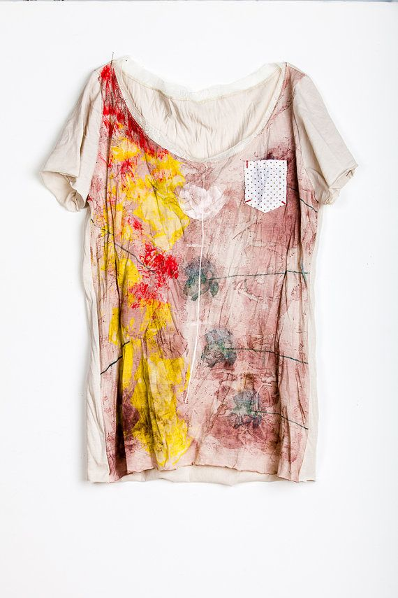 Hand made clothing with artistic view of fashion. by MarinaValery.