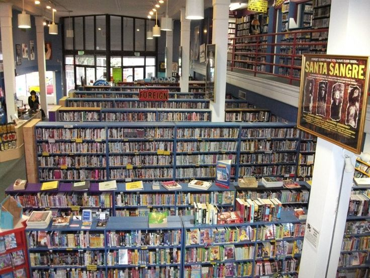 Here's How Indie Movie Rental Stores Are Surviving the New Frontier