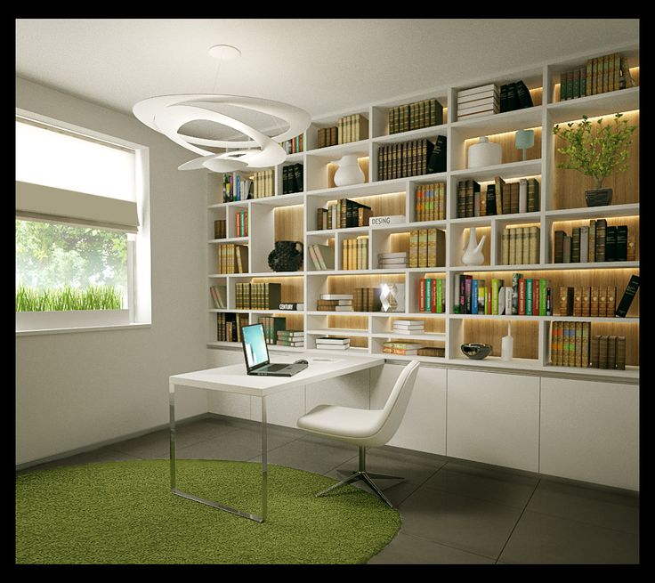 Contemporary Private Apartment - Hungary / home office